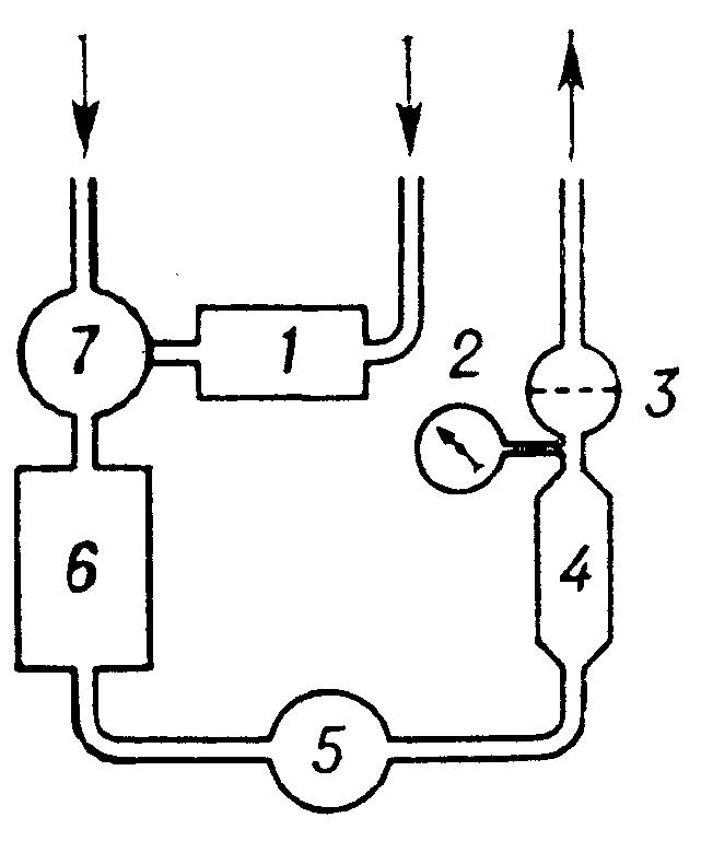 Схема аппарата искусственного